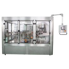 Automatic Hot Juice Filling Machine