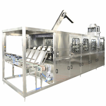 5 Gallon Bottle Filling and Capping Machine
